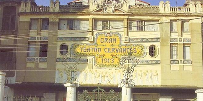 L'Espagne fait don au Maroc du grand théâtre Cervantes de Tanger
