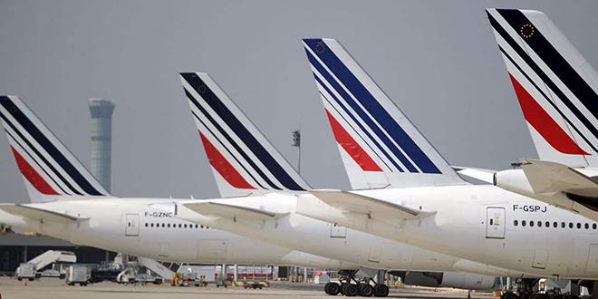 Air France : Trafic moins perturbé jeudi