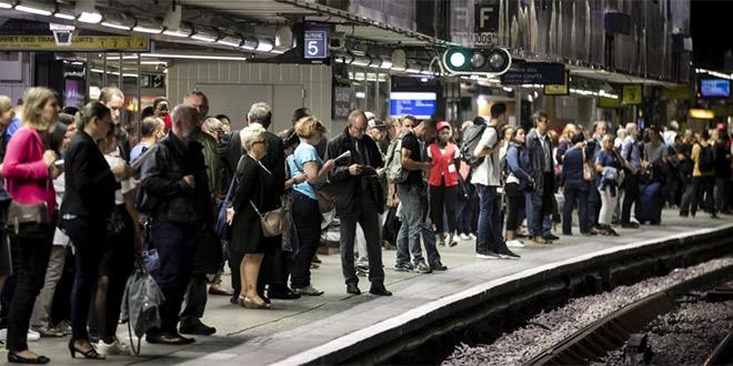 Les grèves plombent les comptes de la SNCF