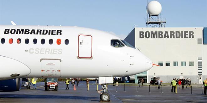 Bombardier essuie une perte en 2019
