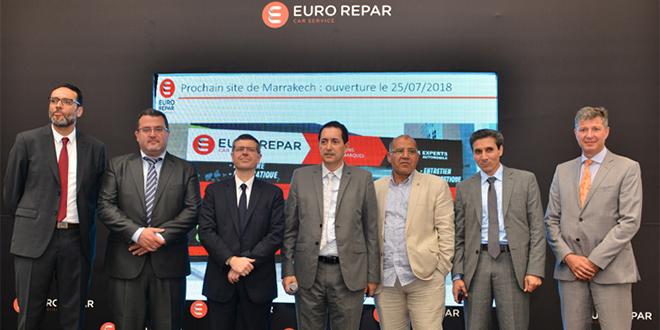 PSA et Sopriam lancent un centre d'entretien au Maroc