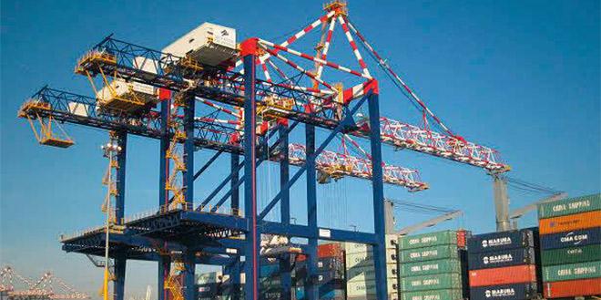 De nouvelles grues STS pour Tanger Med