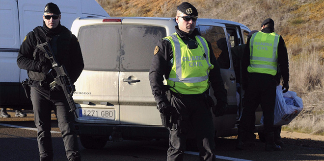 Espagne: La police saisit des véhicules volés en partance pour Tanger
