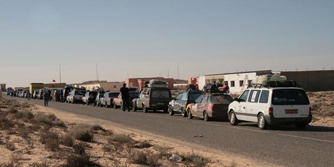 Guerguerat : Saisie de drogue à bord d'un camion espagnol