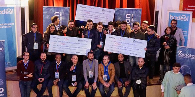 Mobilité intelligente: Badeel prime 3 projets de son hackathon