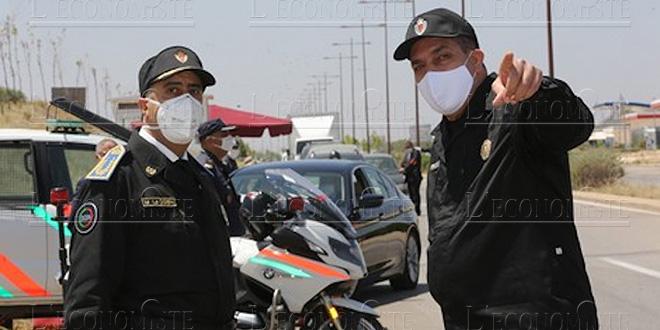 Fès: El Hammouchi veille sur le déroulement des opérations de contrôle