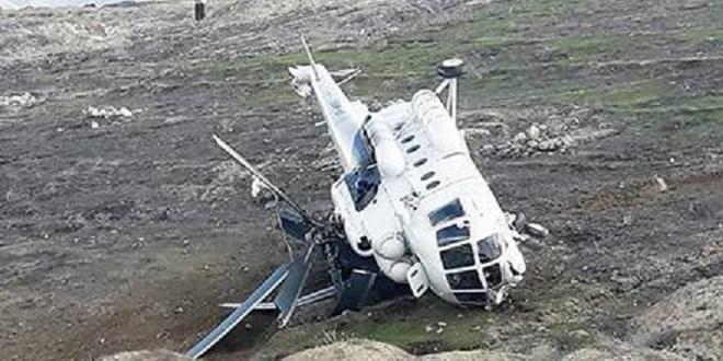 Tanger: Des trafiquants de drogue s'écrasent en hélicoptère