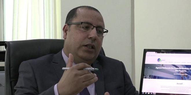 Un chef de gouvernement en Tunisie