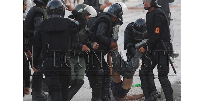 """Al Hoceima: les personnes évacuées sont dans un état """"stable"""""""