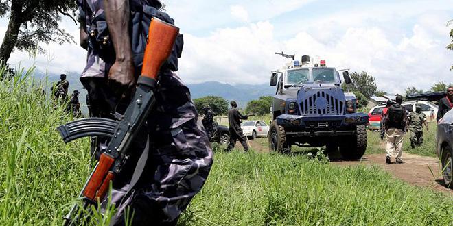 RDC : L'otage français libéré