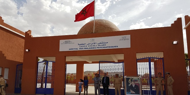Enfin un établissement psychiatrique à Kelaâ des Sraghna