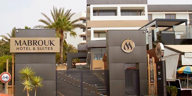 Agadir : L'hôtel Mabrouk fait peau neuve