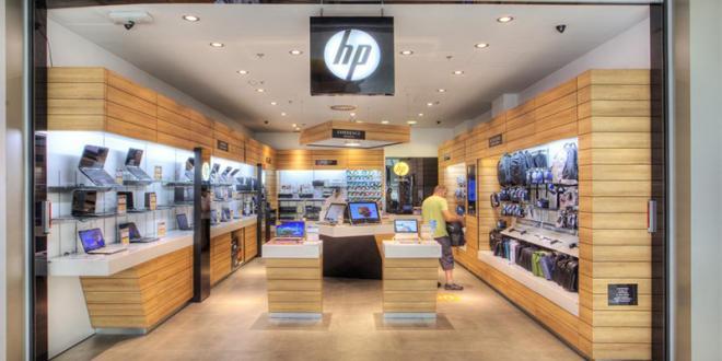 Xerox lorgne HP