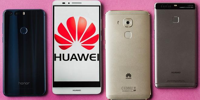 Smartphones : Huawei devant Apple