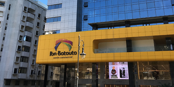 Tanger : Regus s'installe à Ibn Batouta Mall