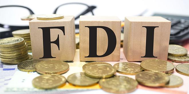 Les IDE dans le monde chutent de 42%