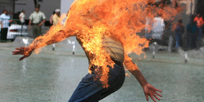 Al Hoceima : Un homme tente de s'immoler par le feu