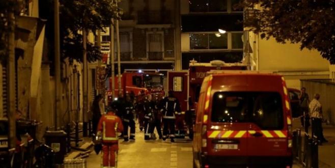 Paris : Un incendie fait plusieurs blessés graves