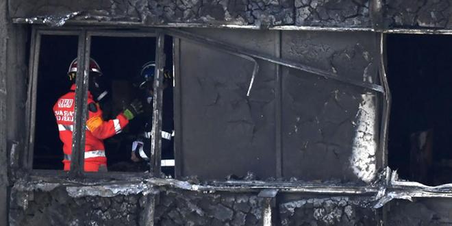 Incendie à Londres: six victimes marocaines formellement identifiées