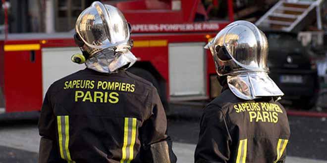 Incendie en banlieue parisienne