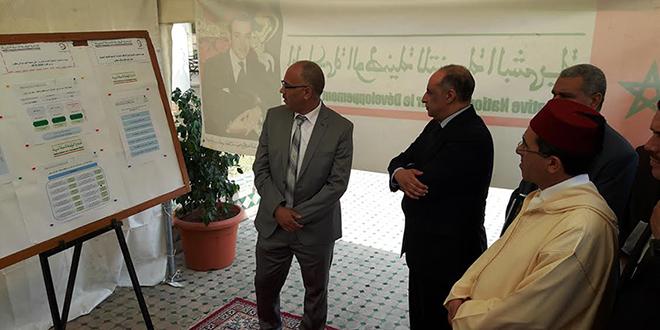 L'Intérieur enquête sur les projets de l'INDH