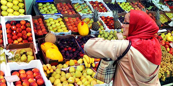 Prix à la consommation : Hausse de 2,6% en glissement annuel