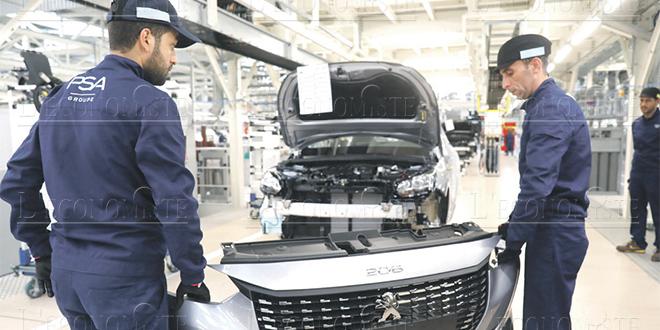 Industrie auto: Des équipementiers se préparent déjà à la reprise!