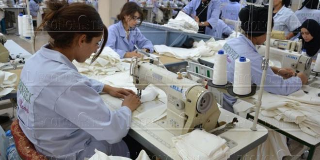 Industrie: Légère baisse de la production au T1