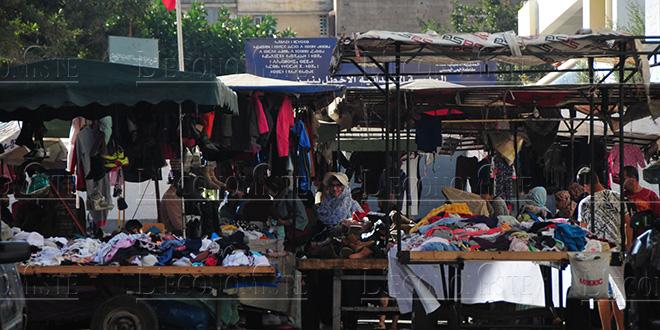 Laâyoune : Appui pour structurer le commerce informel