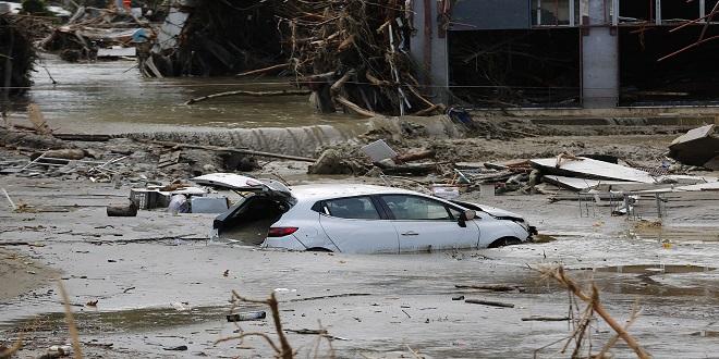 Inondations en Turquie : le bilan s'alourdit