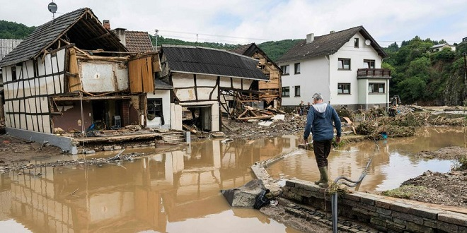 Allemagne: Le bilan des inondations continue de s'alourdir
