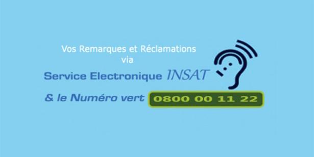 """Insat"" opérationnel"