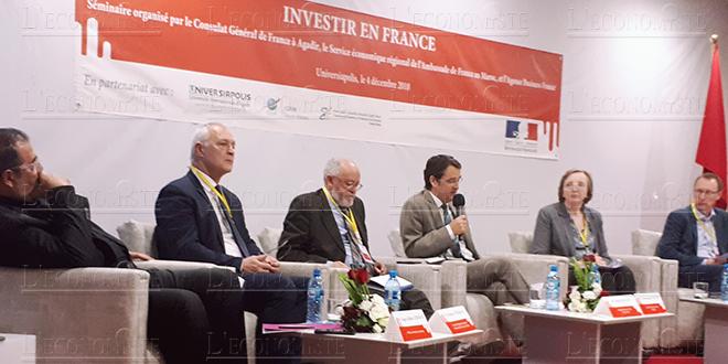 Investissement : La France prospecte dans le Souss