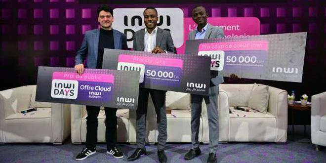 InwiDays: Trois start-ups civictech africaines primées