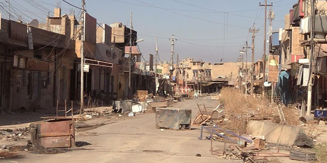 UE: 60 millions d'euros pour la stabilisation de l'Irak