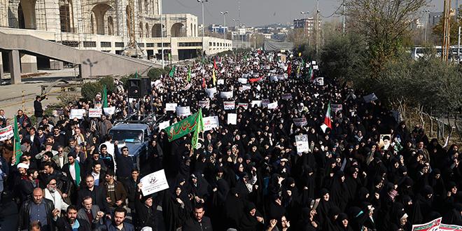 Iran : Le gouvernement à l'épreuve des manifestations