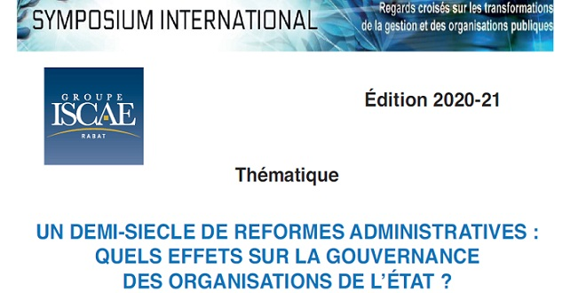 L'ISCAE scrute l'impact des réformes administratives sur la gouvernance