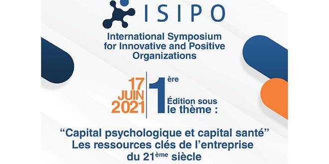Premier symposium de l'organisation innovante et positive