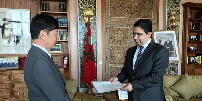Covid19: Le Japon soutient le Maroc
