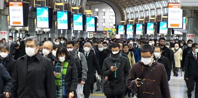 Covid-19 : Le Japon décrète un nouvel état d'urgence