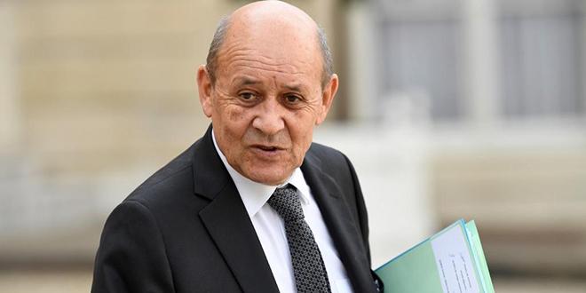 Visite en Arabie Saoudite du chef de la diplomatie française
