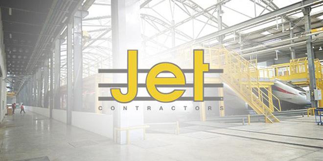 Jet Contractors: Léger repli du C.A.