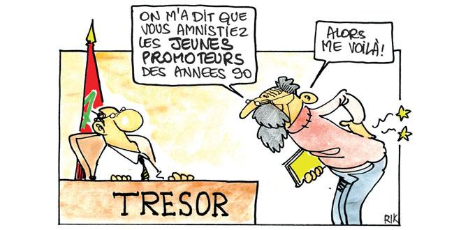 Le Trésor abandonne les créances «irrecouvrables»
