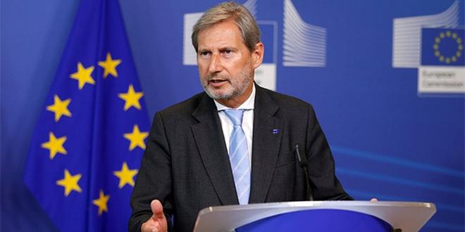 Le Commissaire européen à la politique de voisinage au Maroc