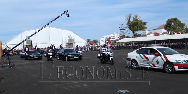 Tanger: Les JPO de la DGSN attirent du monde