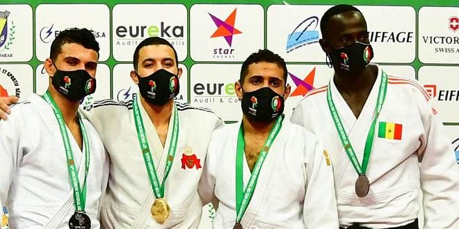 Judo: Les Marocains brillent aux championnats d'Afrique