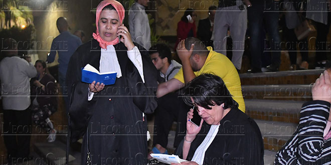 Procès du Hirak: confirmation des jugements prononcés