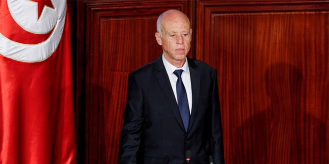 Tunisie! Le président démet le chef du gouvernement et suspend les travaux du parlement