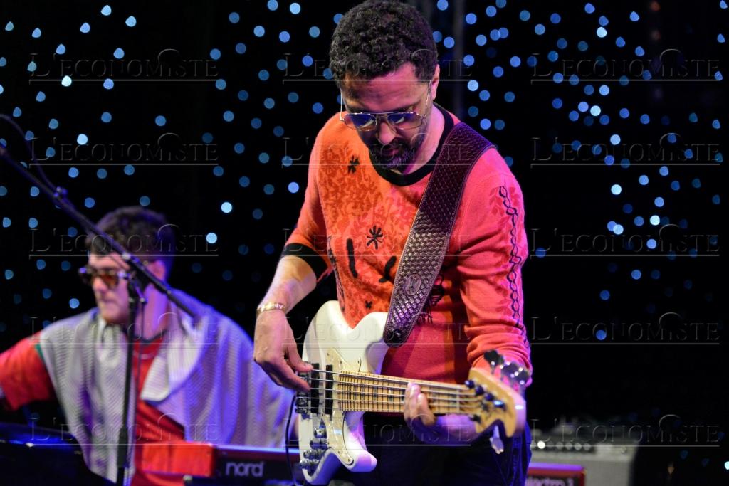 Concert Kamaal Williams