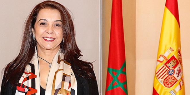 L'ambassadrice Karima Benyaich bientôt de retour à Madrid?
